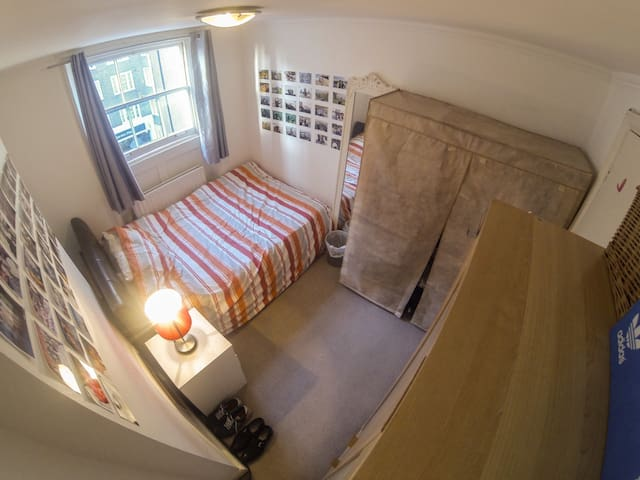 Cosy Double Room, CentralLocation - Londen - Appartement