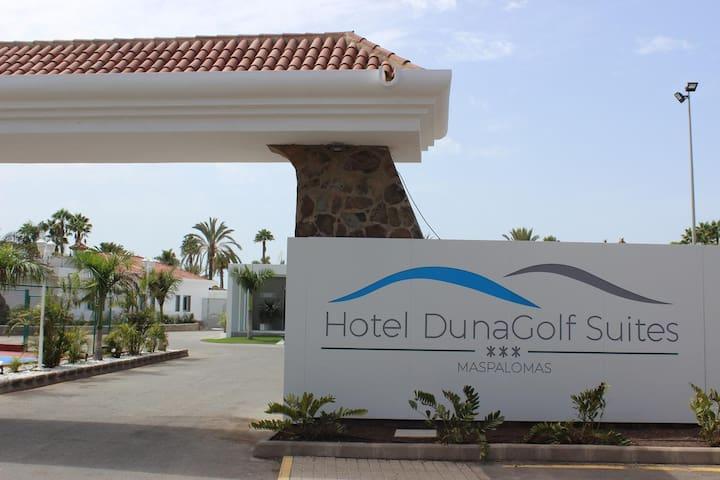 SUITES HOTEL*** DUNAGOLF - MASPALOMAS