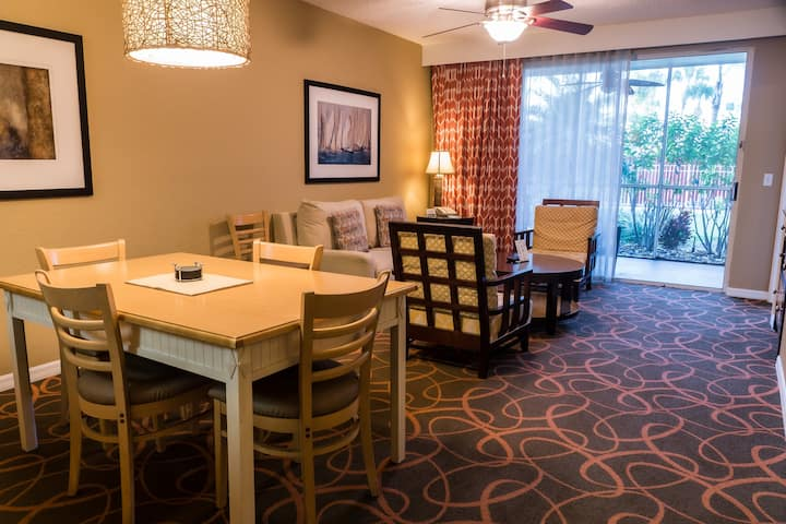 Orlando's Sunshine Resort, 2 Bedroom Suite