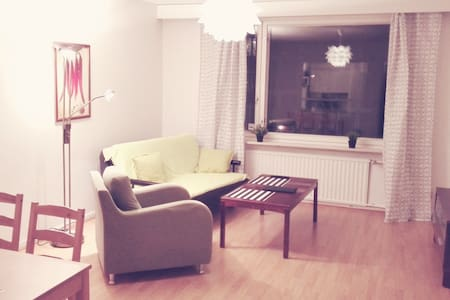 Calm 2-Room apartment near city center - Тампере
