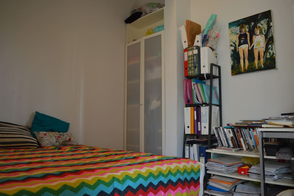 bedroom 1, double bed