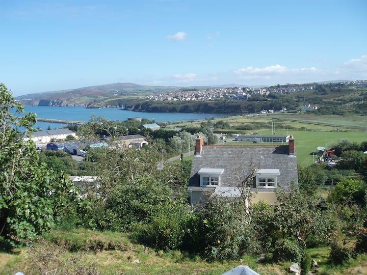 Comfy Victorian Villa with sea view