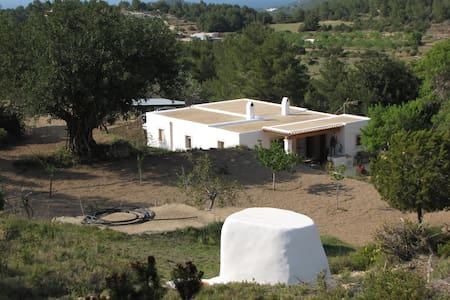 Private country house with view - Ibiza