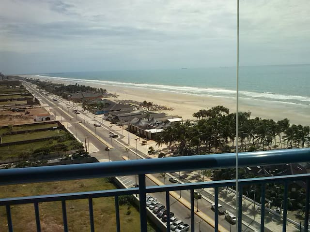 Espetacular apartamento novo na Praia do Futuro