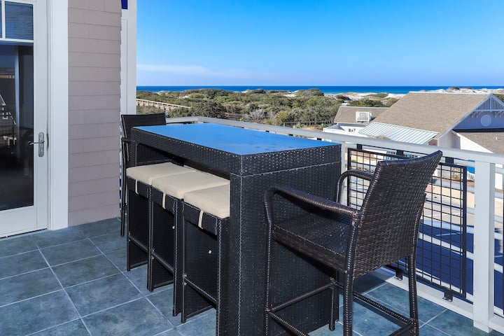 Compass Point Unit 302-Community Amenities Included-Gulf View