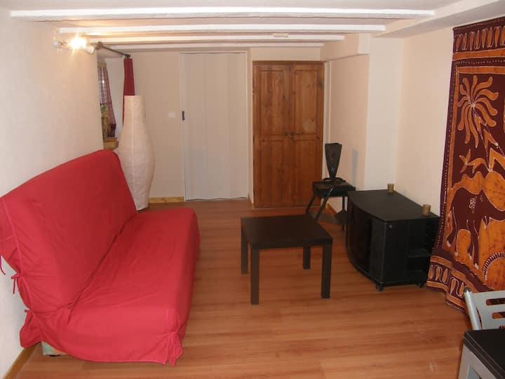 studio meublé avec wifi