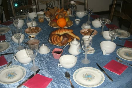 visiter la suisse normande - Condé-sur-Noireau - Bed & Breakfast