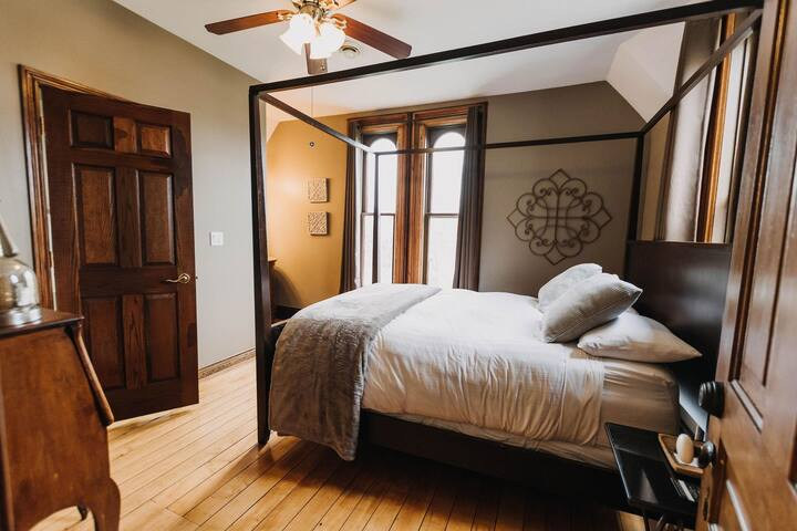 Award Winning B&B Room - McAllister, Including Breakfast