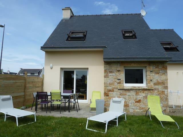 maison Ile-Grande 300m plage, wifi  - Pleumeur-Bodou