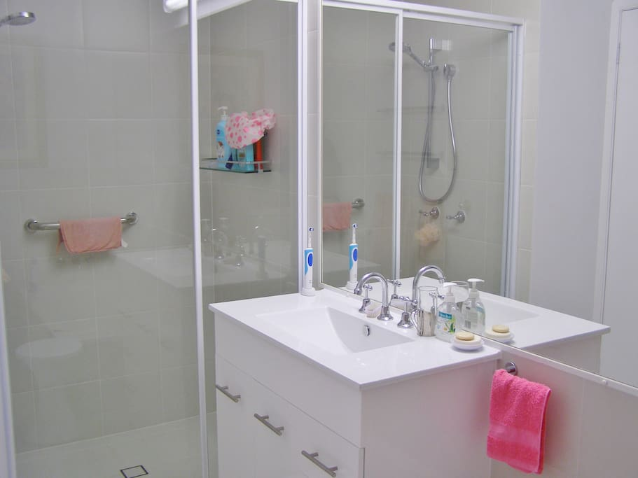 Shower, etc