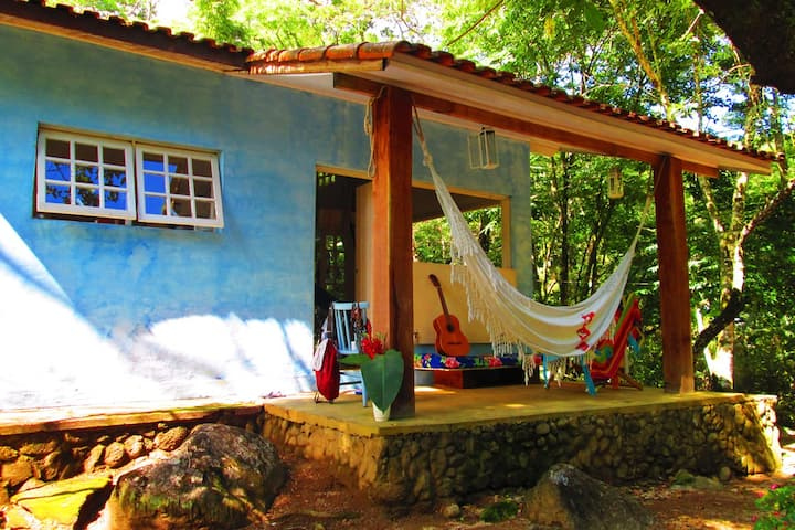 Dellicious house at the paradisiac Praia do Bonete