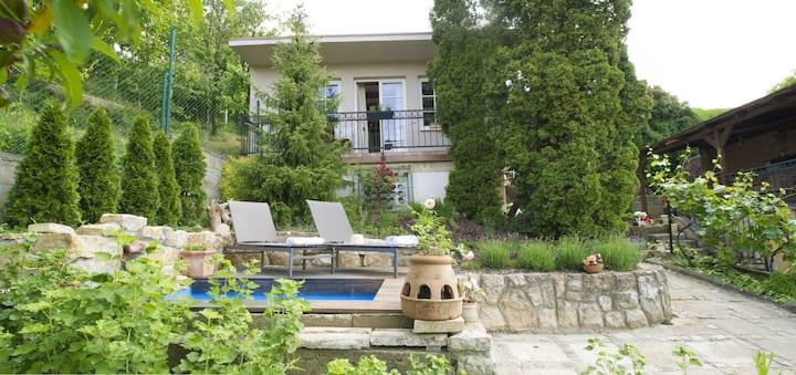 Holiday Green House in Bio Aroma Garden