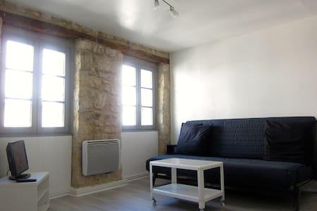 Studio meublé au coeur de Pontoise - Pontoise - Appartement