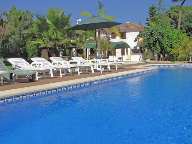 Spacious villa with pool and garden - Aroeira - Dom