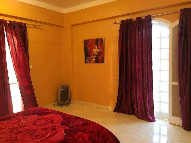Bed room floor 2.