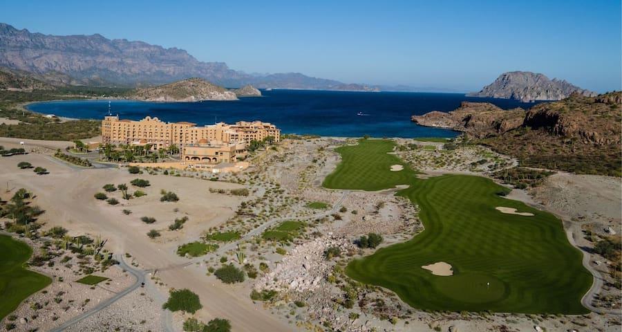 Un Paraíso inolvidable  en Baja Sur!