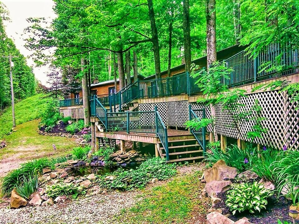Superieur Cabins Of Kelly Mountain, Located 5 Min Outside Of Elkins, WV. Great For