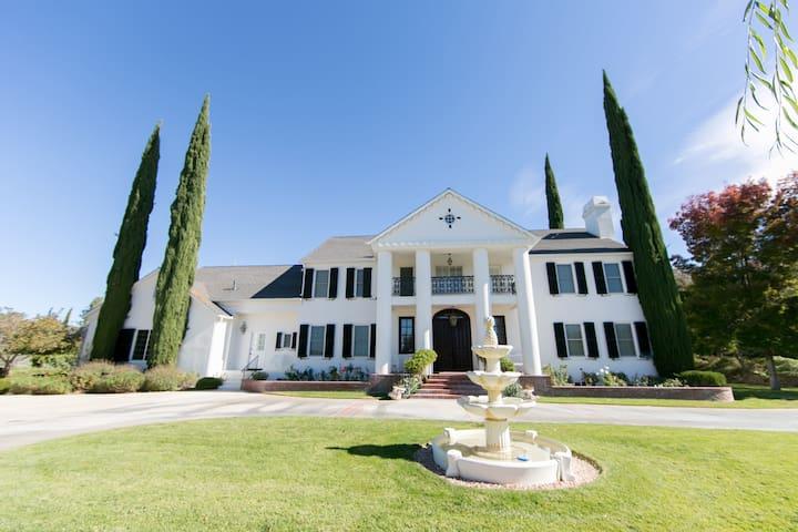 Luxurious Victorian 6700 SQFT Mansion 280AC Estate