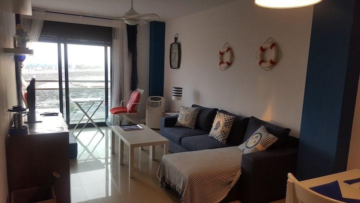 Roquetas Playa Salinas precioso apartamento