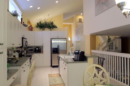 1 Private BDRM/Bath in Resort Like! - Royal Palm Beach - 一軒家