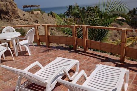 Casa de Playa en Pocitas de Mancora