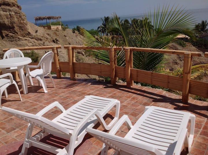 Las Pocitas Mancora Beach House