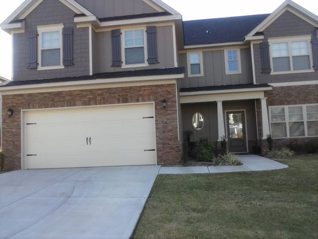 Private Bedroom Queen/Bed - Grovetown - House