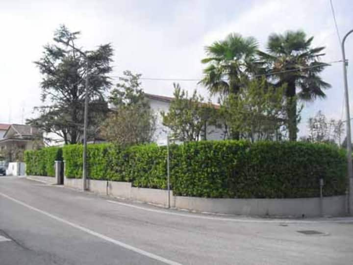 Single house Pordenone near Venice