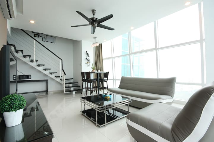 SH Seaview 3 Bedroom@Maritime - George Town - Wohnung