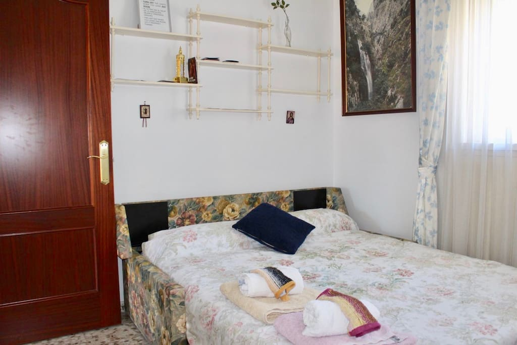 Dormitorio (sofá cama)