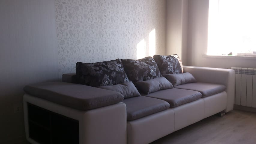 Nice apartment near Angara river