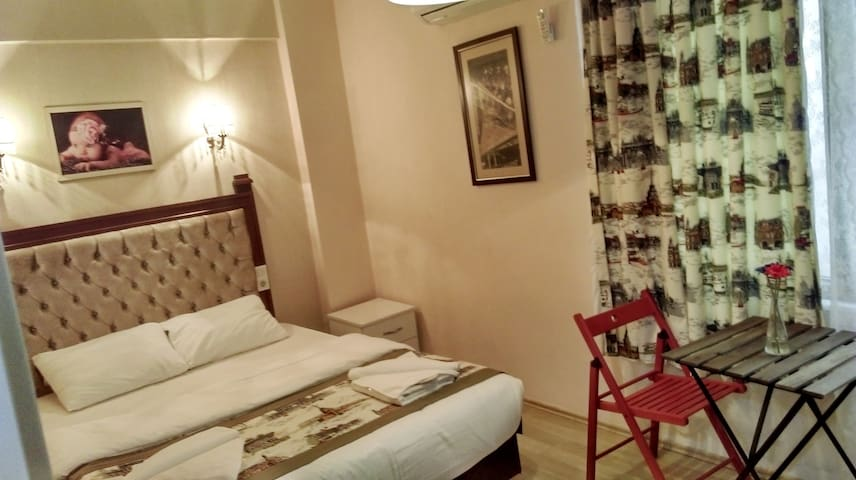 Private Standart Double Room With Free Wifi