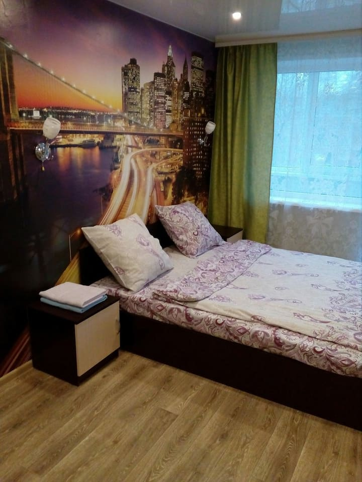 Комфортная квартира на Дьяконова