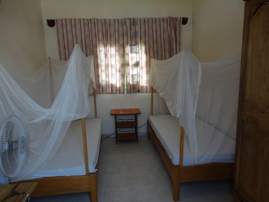Chez marie chambres d 39 h tes louer saint louis saint louis s n gal - Chambre d hote saint louis ...
