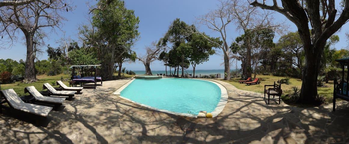 Galu Kinondo Beach House