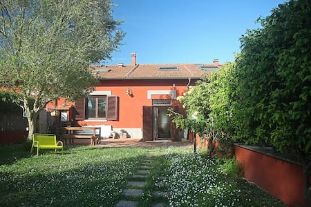 CampoSalino-Country house near ROME - Maccarese