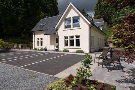 Claymore Apartments - Pitlochry - 公寓