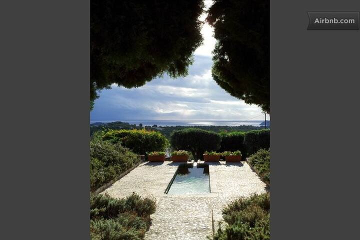 Villa mit charakter Meer blick - La Nucia - Haus