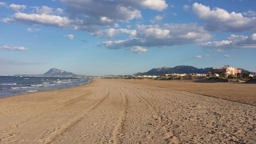 Mar, Golf, Piscina y relax - Oliva - Casa