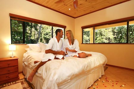 Secluded Romantic Getaway For Two - Kuranda
