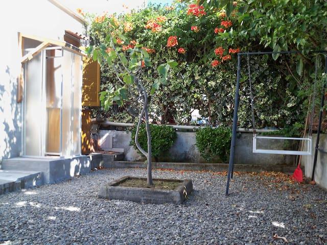 Villetta con giardino e terrazza - Scalea - House