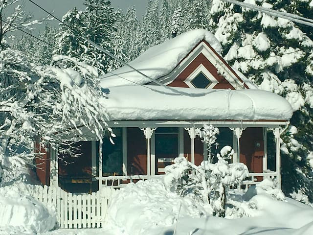 Come ski and board in Truckee! - Truckee