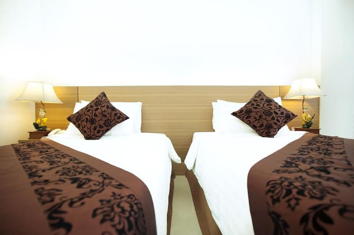 Special price min 3 nights stay 0.5KM. to Platinum