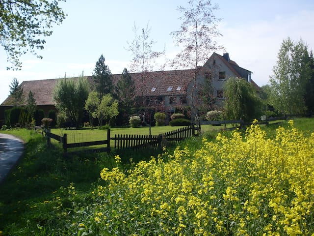 B&B Am Kronenberg - Waldeck - House