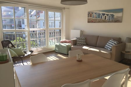 New and cosy appartment nearby the beach! - Knokke-Heist