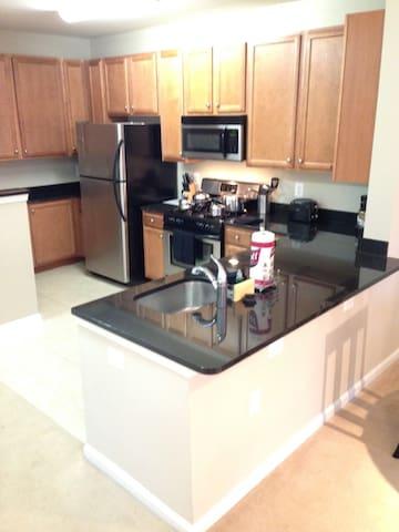 Private Apartment in Herndon VA - Herndon - Apartamento