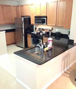 Private Apartment in Herndon VA - Herndon - Departamento