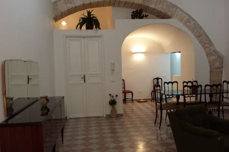 Charming newly restaured apartment  - Alcamo - House