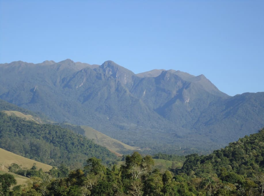 Environment protected area 2,5 hours away from Rio de Janeiro