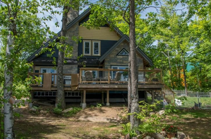 All Season Cottage, Muskoka lakes - Torrance - Srub